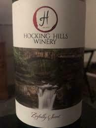 Hocking Hills Zinfully Sweet