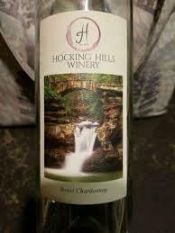 Hocking Hills Sweet Chardonnay $11.99