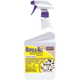 Repels All Animal Repellent Bonide Ready To Use $12.99