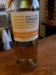 Brothers Drake Meadery Honey Oak