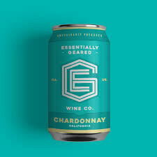 Essentially Geared Wine Chardonnay CANS