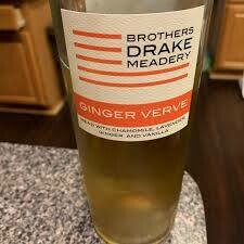 Brothers Drake Meadery Ginger Verve