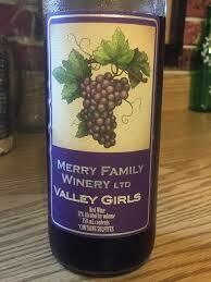 Merry Family Valley Girls