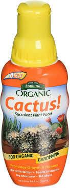 Cactus Succulent Food (8oz) $7.99