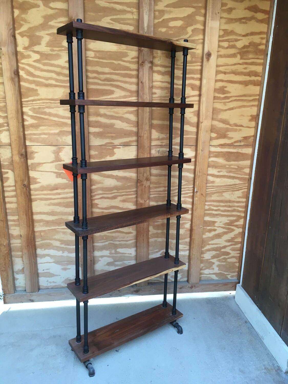 2057 Walnut Bookshelf $799.99