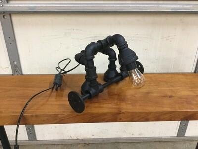 2057 Weight Lifter Lamp $209.99