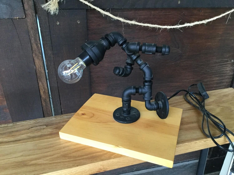 2057 Running Man Lamp $196.99