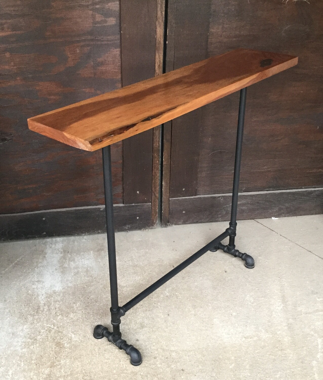 2057 Cherry Console Table $239.99
