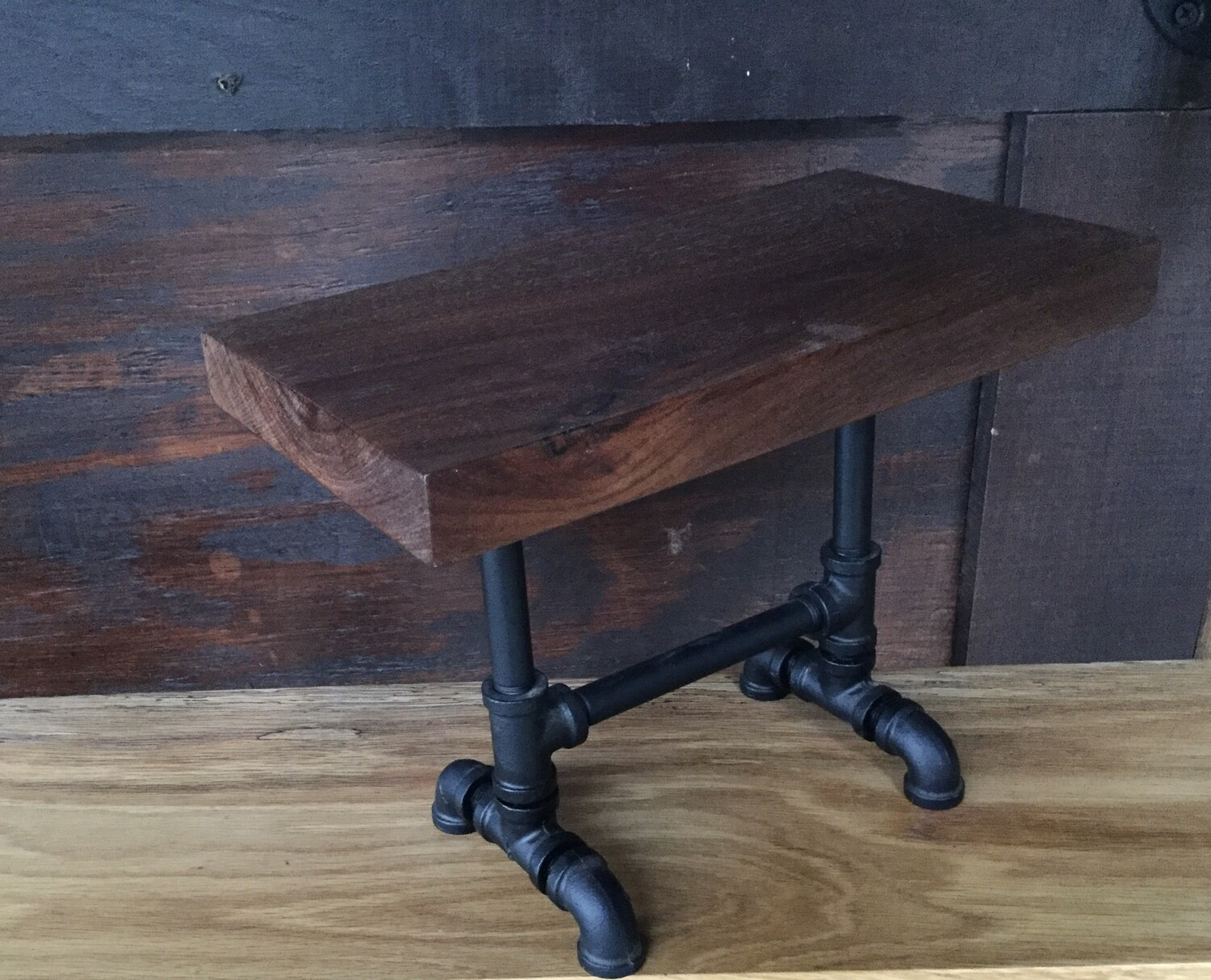 2057 Walnut Mini Table $45.99