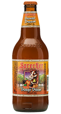 Sprecher Orange Dream $1.99