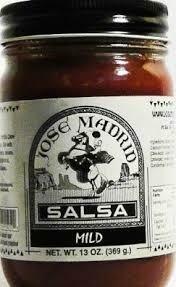 Jose Madrid Salsa MILD $5.99
