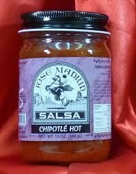 Jose Madrid Salsa Chipotle HOT $4.99