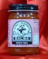 Jose Madrid Salsa Peach MILD $4.99