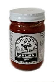 Jose Madrid Salsa HOT $5.99