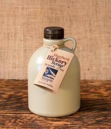 Syrup Shagbark Hickory (32 oz) $24.95
