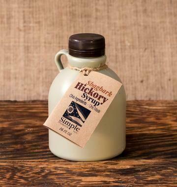 Syrup Shagbark Hickory 16 oz