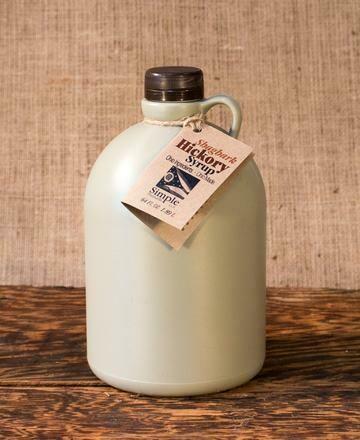 Syrup Shagbark Hickory (64 oz) $44.95