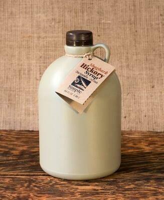 Syrup Shagbark Hickory 64 oz