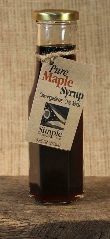 Syrup Pure Maple 8 oz