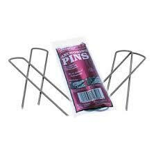 "6"" Eaton Ground Staples DeWitts Anchoring Pins (Pack of 10) $2.99"