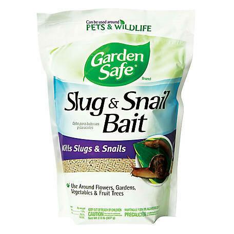 Garden Safe Slug and Snail Bait $14.99