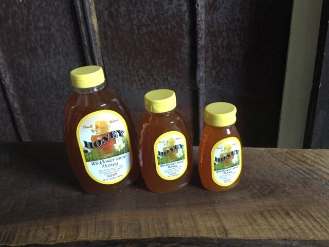 Wildflower Lane Honey (16 oz) $12