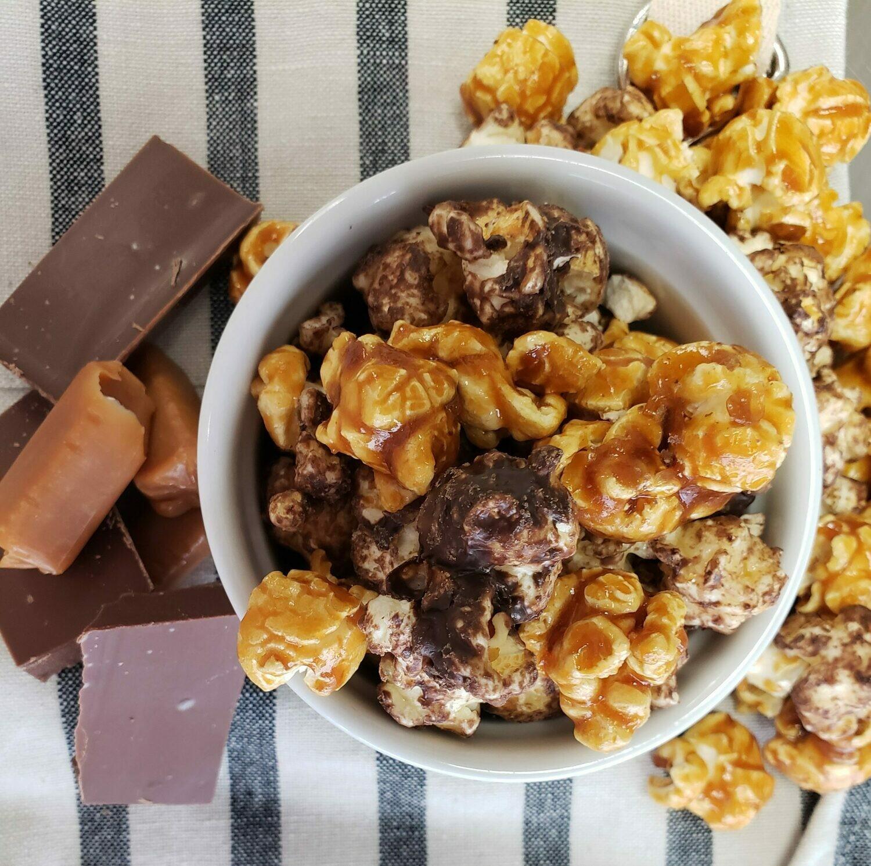 Popcorn Chocolate Gold $7.00