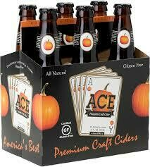 Ace Pumpkin Cider $9.99