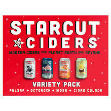 Starcut Cider Variety 12 pack cans