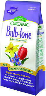Bulb Tone Espoma (4 #) $7.99