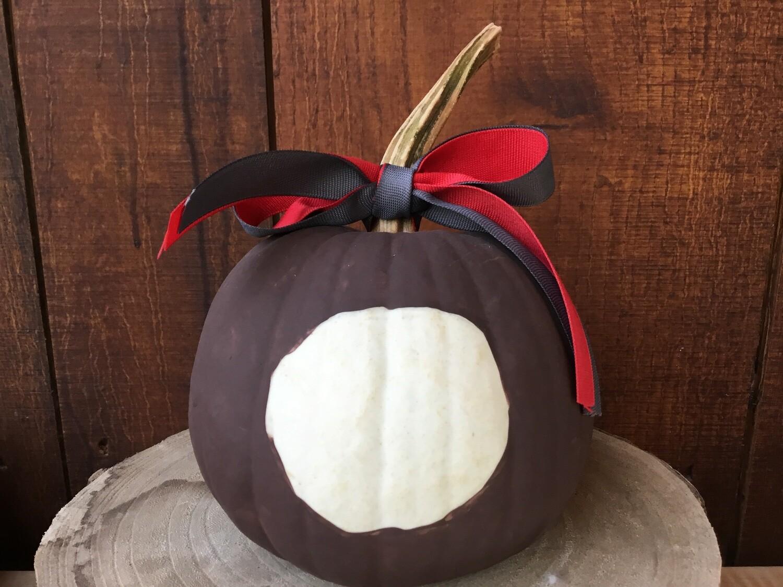 Buckeye Painted Pumpkin