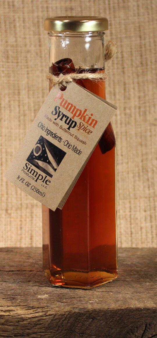 Syrup Pumpkin Spice 8 oz