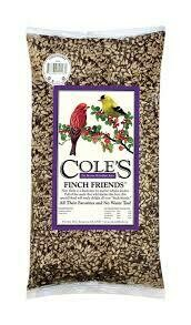 Cole's Finch Friends Bird Seed (10 lb bag ) $29.99