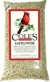 Safflower Bird Seed (10 lb bag) $24.99