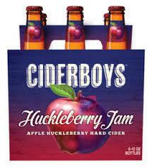 Cider Boys Huckleberry Jam $9.99