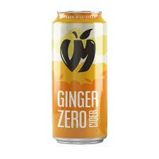 VanderMill Ginger Zero Cider