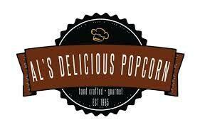 Popcorn Vanilla Butternut SCARLET and GRAY $6.00