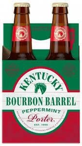Kentucky Bourbon Barrel Peppermint Porter $11.99