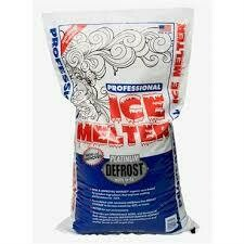 Professional Ice Melter (50 lb bag) $19.99