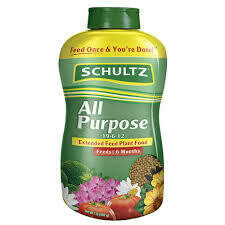 Schultz All Purpose Extended Feed 19-6-12 Plant Food (2 lb) $15.99