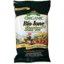 Bio Tone Starter Espoma (4 lb) $11.99