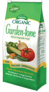 Garden Tone Espoma (8 lb) $15.99