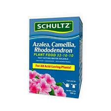 Schultz Azalea 32-10-10 Plant Food (5 lb) $23.99