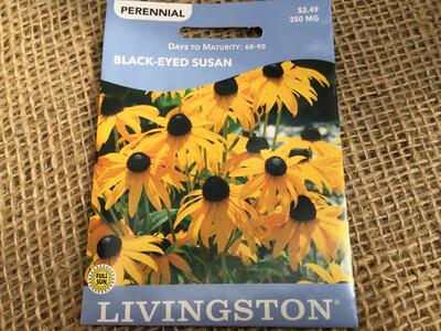 Black Eyed Susan (Seed) $2.49