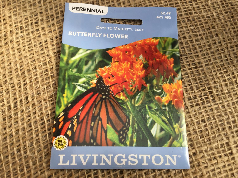 Butterfly Flower (Seed) $2.49