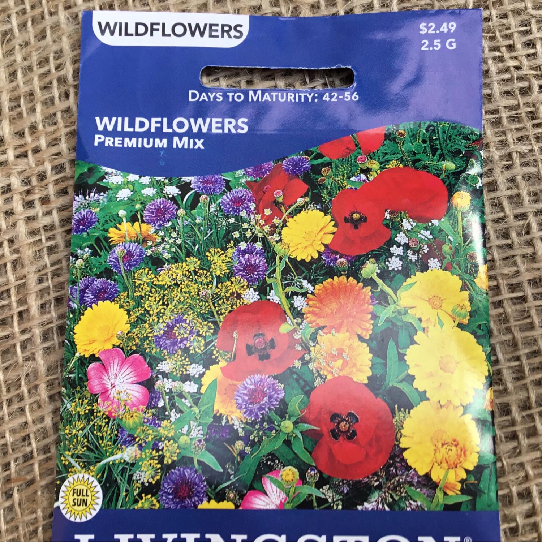 Wildflower Premium Mix (Seed) $2.49