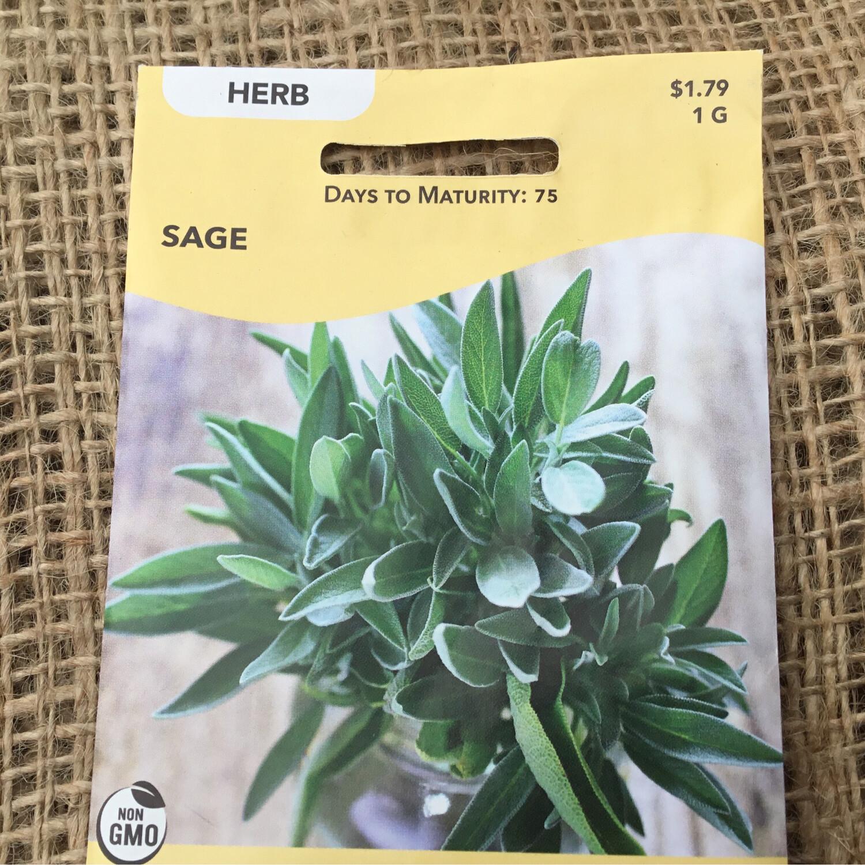 Sage (Seed) $1.79