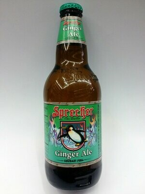Sprecher Ginger Ale $1.99