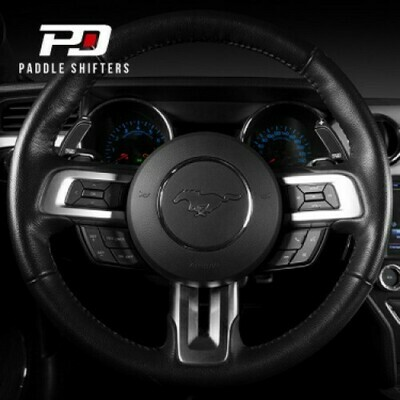 PD LEYO Motorsport Schaltwippen Shift Paddles FORD MUSTANG 2016+