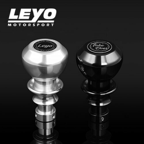 LEYO Audi / VW / Seat / Skoda DSG Schaltknauf eloxiert